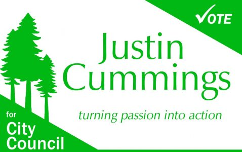 Justin Cummings for City Council